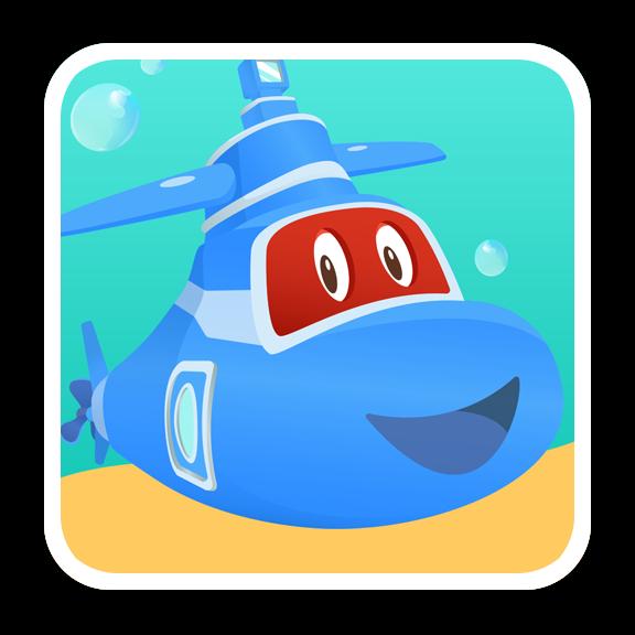 underwater app